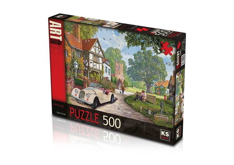 A Drive Out 500 Puzzle