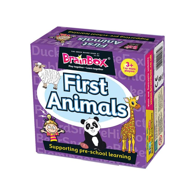 BrainBox İlk Hayvanlarım (First Animals)