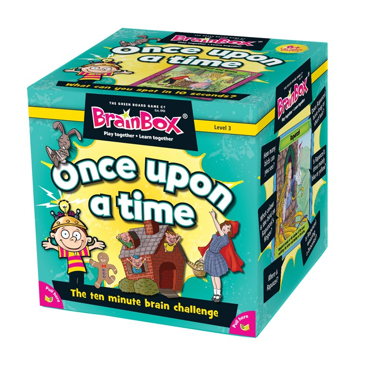 BrainBox Once Upon a Time